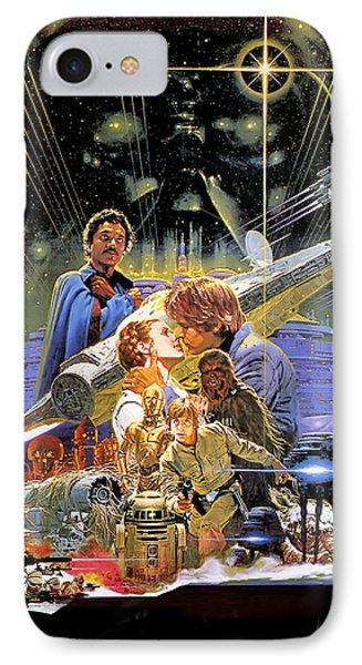 Star Wars Episode V - The Empire Strikes Back 1980 IPhone Case