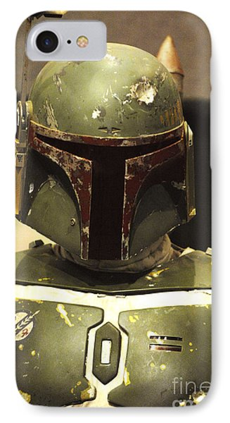 The Real Boba Fett IPhone Case
