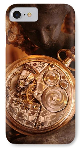 Time... IPhone Case
