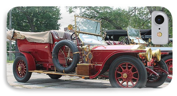 Time To Go IPhone Case