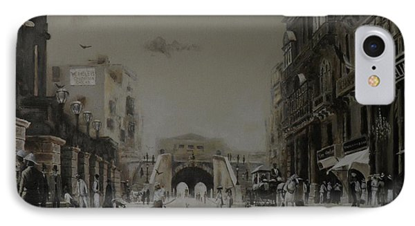 Valletta  Entrance  1941 IPhone Case