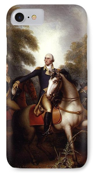 Washington Before Yorktown IPhone Case