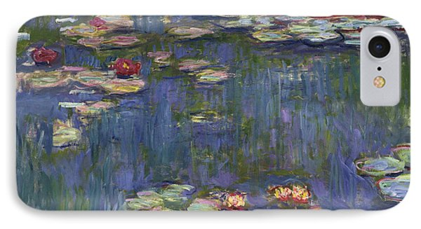Water Lilies, 1916 IPhone Case