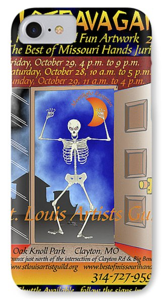 2006 Artstravaganza Poster IPhone Case