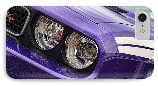 2011 Dodge Challenger Rt IPhone Case