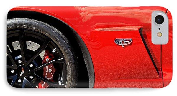 2013 Corvette IPhone Case