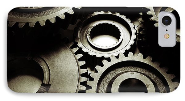 Cogs  IPhone Case