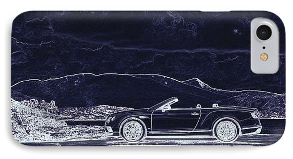 Bentley Continental Gt IPhone Case
