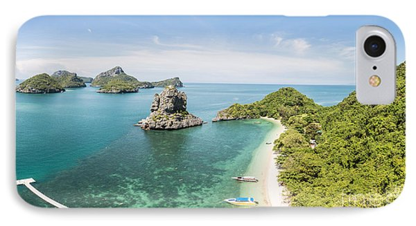 Ang Thong Marine National Park IPhone Case