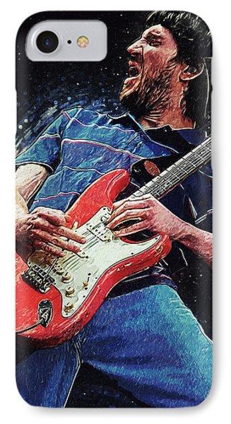 John Frusciante IPhone 8 Case