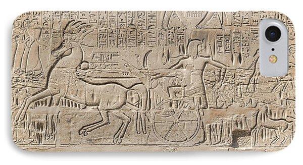 Karnak Temple - Egypt IPhone Case