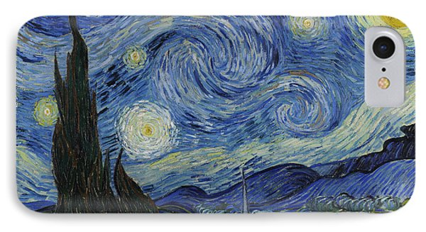 The Starry Night IPhone Case