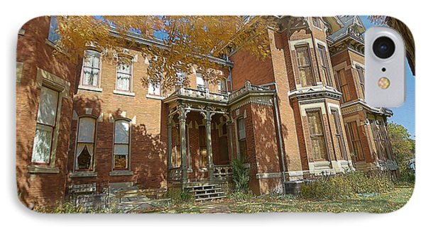 Vaile Mansion IPhone Case