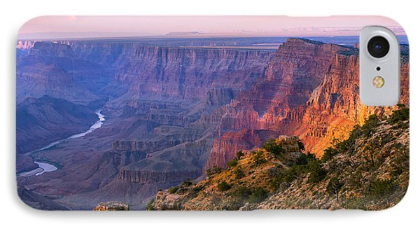 Beautiful Nature iPhone 8 Case - Canyon Glow by Mikes Nature