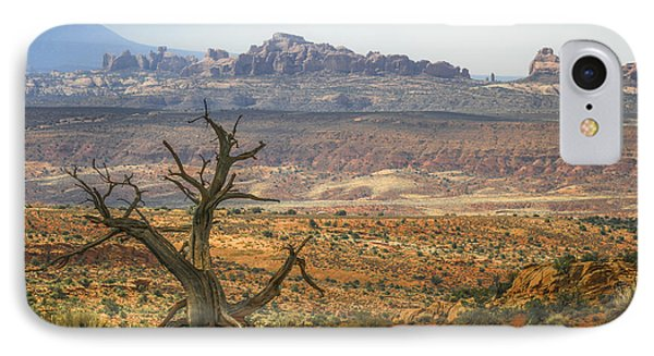#3090 - Moab, Utah IPhone Case