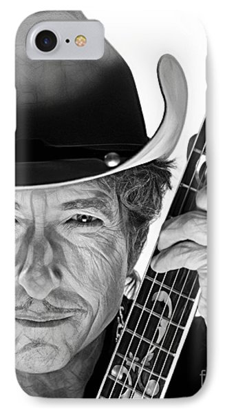 Bob Dylan Collection IPhone Case