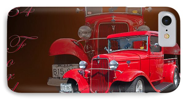 34 Ford Pick Up IPhone Case