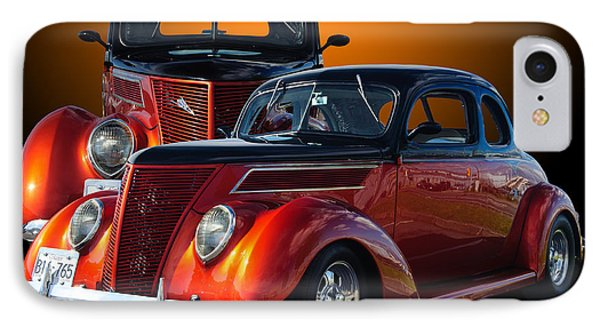 35 Ford IPhone Case