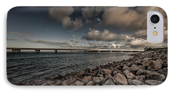 IPhone Case featuring the photograph Amelia Island by Peter Lakomy