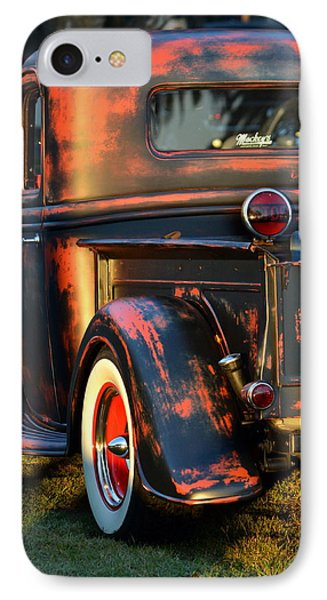 Classic Ford Pickup IPhone Case