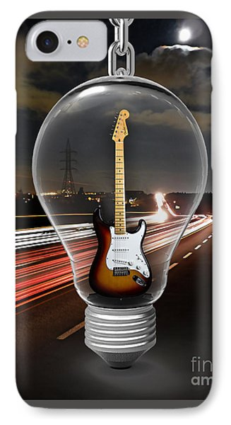 Electric Fender Stratocaster Collection IPhone Case