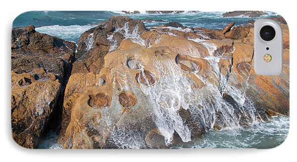 Point Lobos Concretions IPhone Case