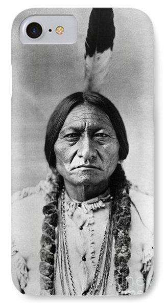 Sitting Bull (1834-1890) IPhone Case