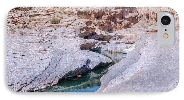 Wadi Bani Khalid - Oman IPhone Case