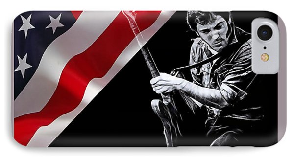 Bruce Springsteen Collection IPhone Case