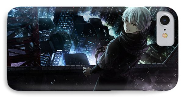 tokyo ghoul iphone 8 case