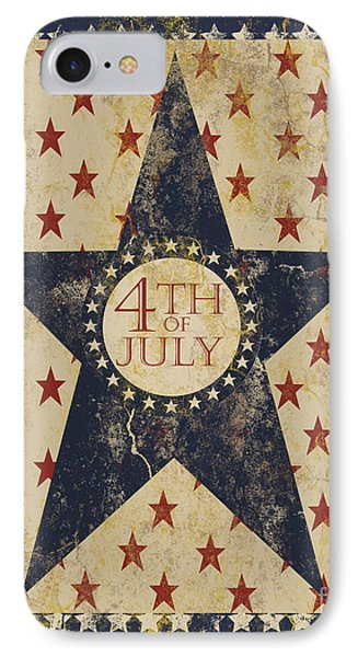 4th Of July Americana IPhone Case