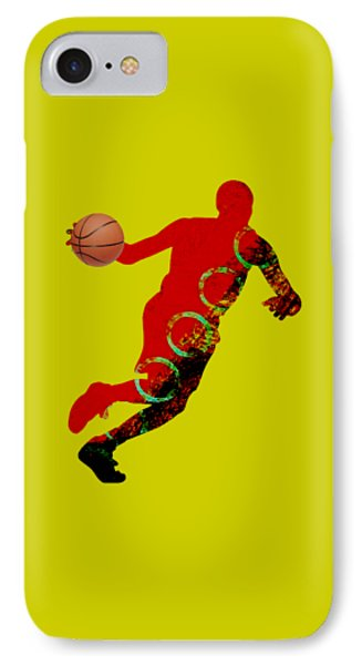 Basketball Collection IPhone Case