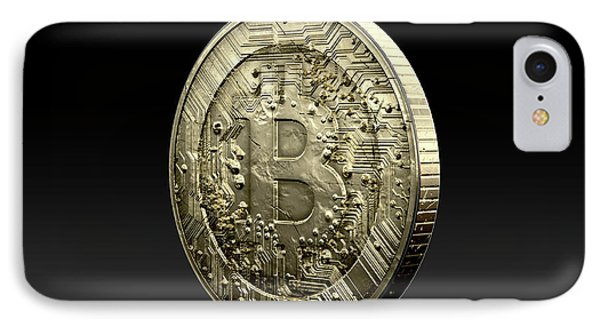 Bitcoin Physical IPhone Case
