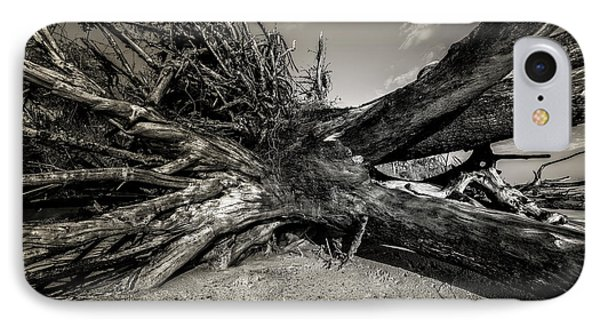 IPhone Case featuring the photograph Black Rock Beach by Peter Lakomy