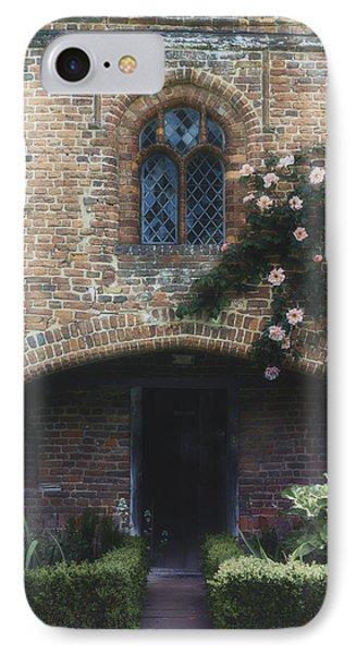 English Cottage IPhone Case