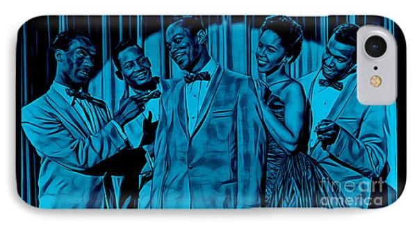 The Platters Collection IPhone Case