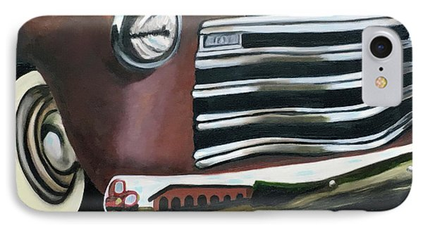 53 Chevy Truck IPhone Case