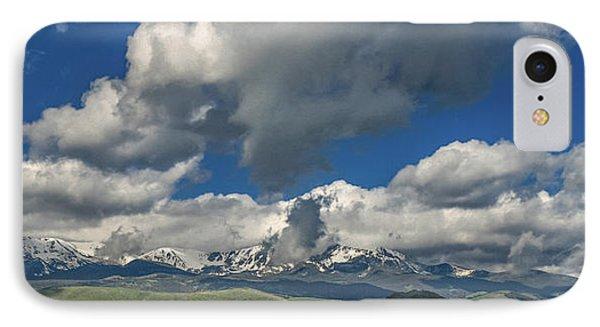 #5773 - Southwest Montana IPhone Case