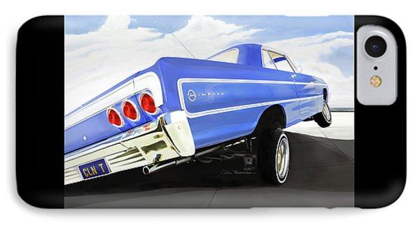 64 Impala Lowrider IPhone Case