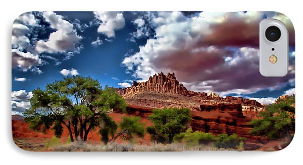 Capitol Reef National Park IPhone Case