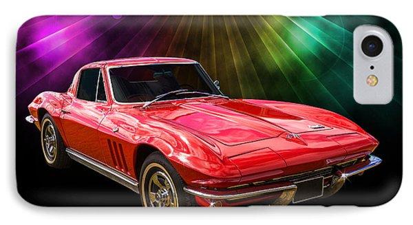 66 Corvette IPhone Case