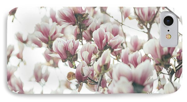 Nature iPhone 8 Case - Magnolia by Jelena Jovanovic