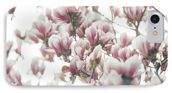 Beautiful iPhone 8 Case - Magnolia by Jelena Jovanovic