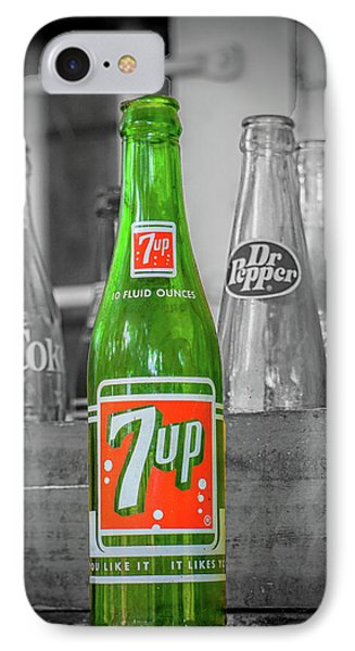 7 Up IPhone Case