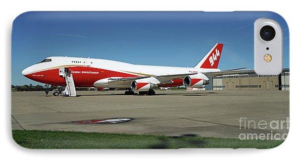 747 Supertanker IPhone Case
