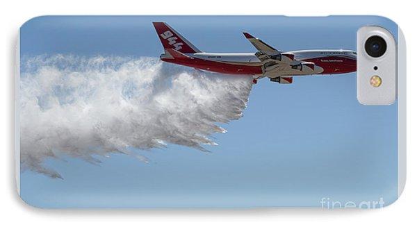 747 Supertanker Drop IPhone Case