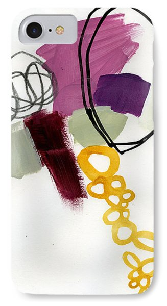 Collage iPhone 8 Case - 81/100 by Jane Davies
