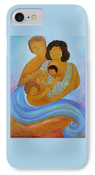 A Beautiful Family IPhone Case