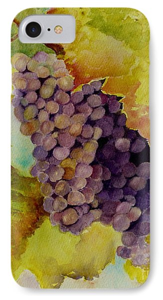 A Bunch Of Grapes IPhone Case