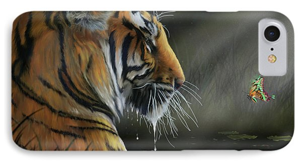 A Chance Encounter II IPhone Case